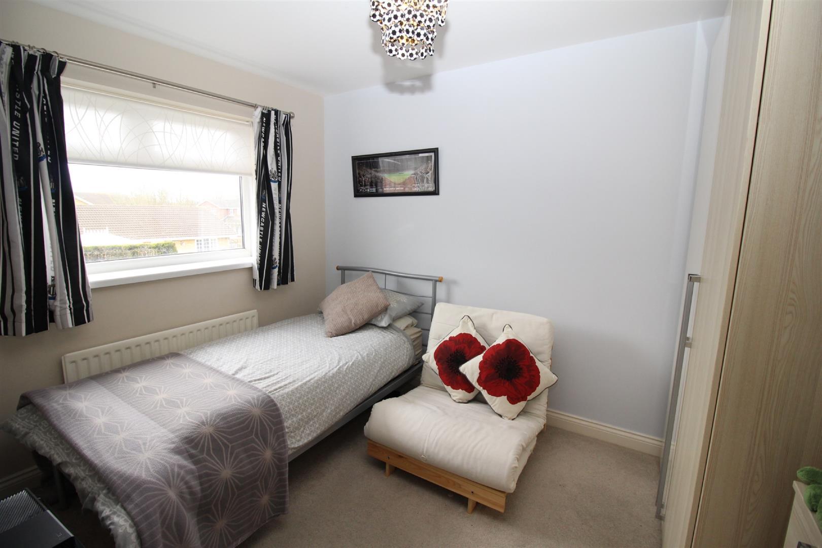 Bedroom Three Home Park Parklands Wallsend NE28